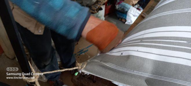 couture gants de protection