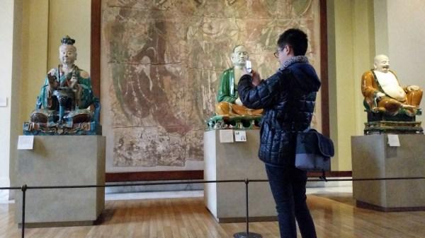 Selfie Behaviour British Museum Tincture Of
