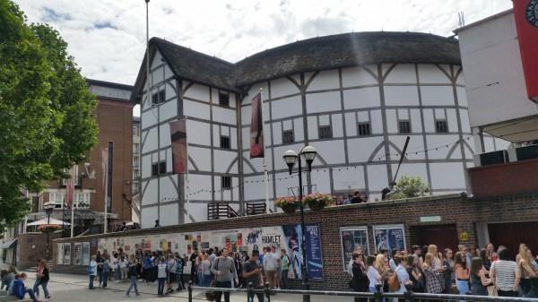 Relaxed Season Shakespeare Globe Theatre