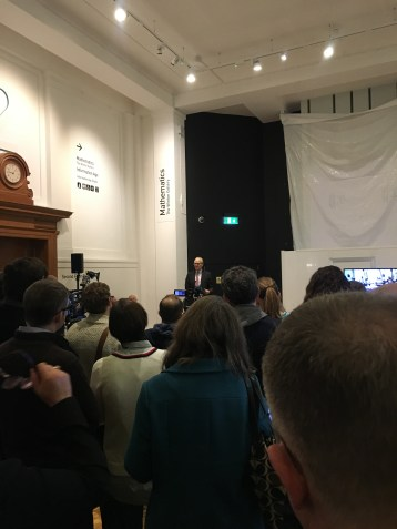 David Harding sets out his hopes for the new gallery.