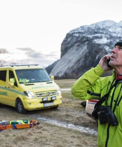 Foredrag med Ture Bjørgen