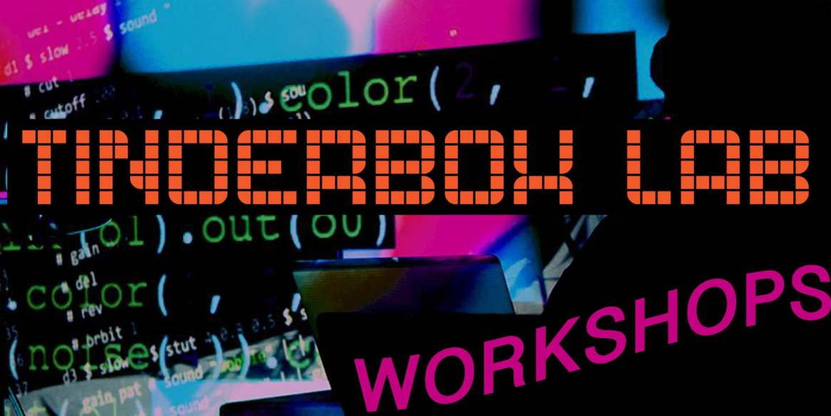 Introduction to SuperCollider with Tom Mudd 22/09/19