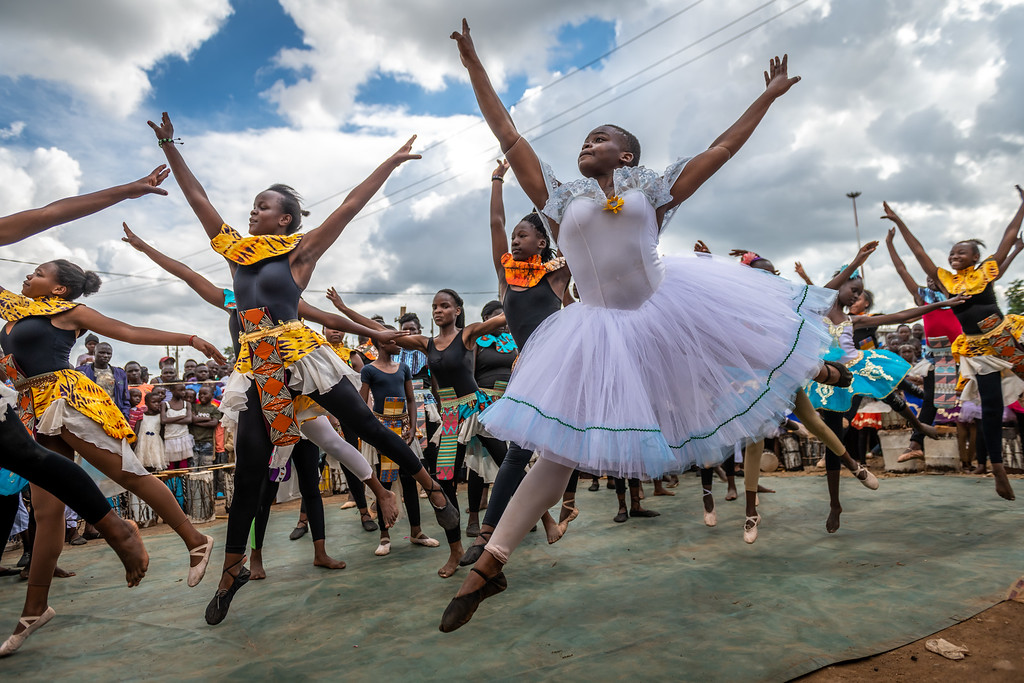 We are a community-driven non-profit organization championing after-school activities for children living in Kibera and other informal settlements in Kenya. Our programmes are for young people and by young people. The programmes are innovative, inclusive, and use participatory art-based methods.