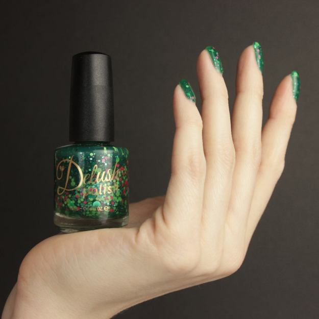 Delush Polish Garden Of Thorns