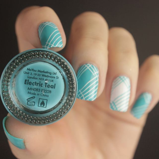 MoYou Electric Teal