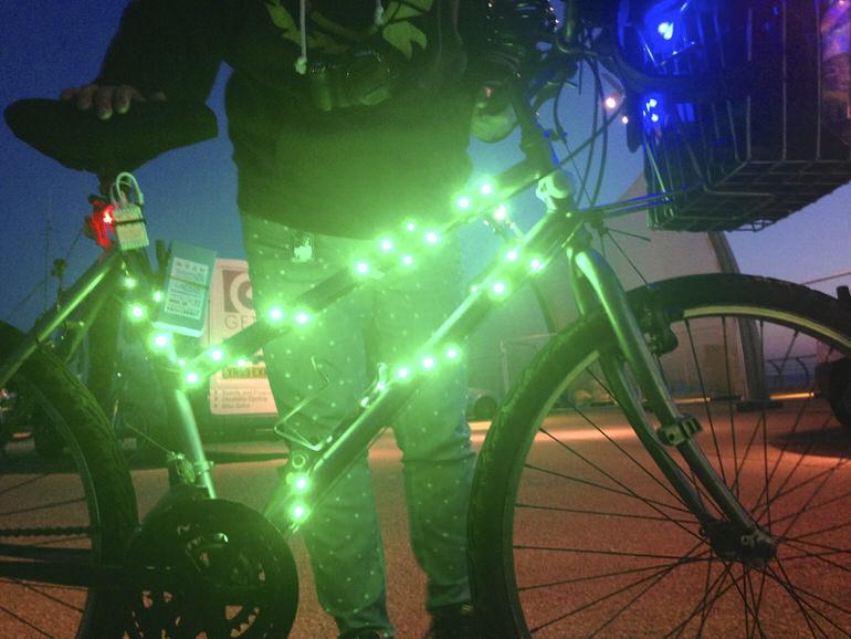 Light Seekers Save The Blackpool Illumination 2014