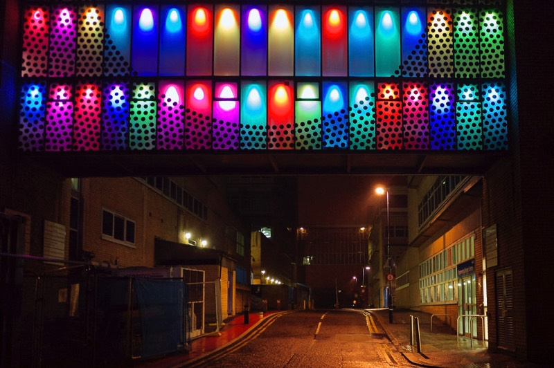 New Lightwork Commission At The University Of Surrey