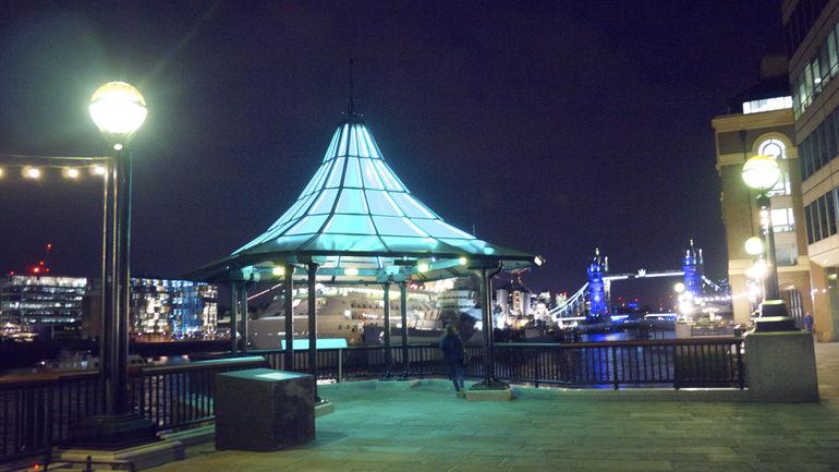 Team London Bridge Commission Opens 17th Aug 2015