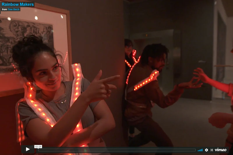 Rainbow Makers Video From The Whitworth