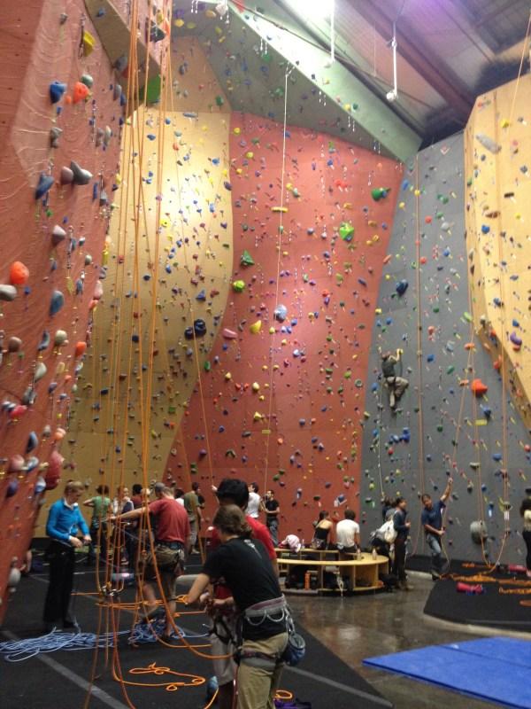 Climbing Gym Tinef