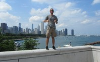 Day 22: Off day in Chicago!