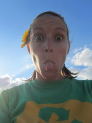 Someone always takes weird photos on my camera...