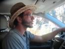 The official water van hat.