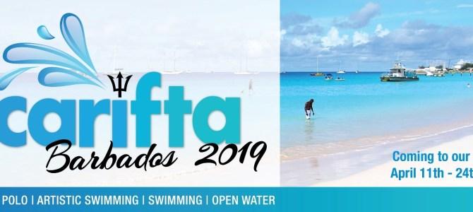 Carifta Games : Natation course