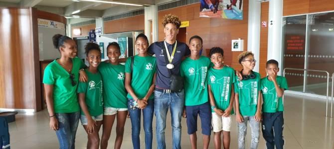 CCCAN à Barbade