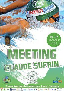 Meeting Claude Sufrin @ Centre Aquatique Communautaire - Cacem