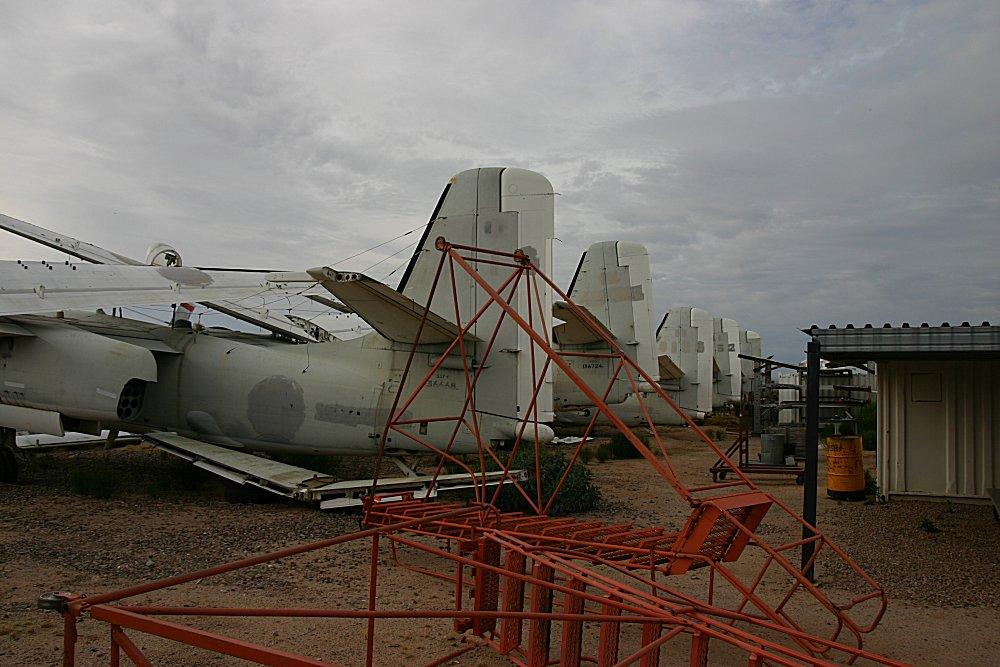 Marsh Aviation Falcon Field Arizona