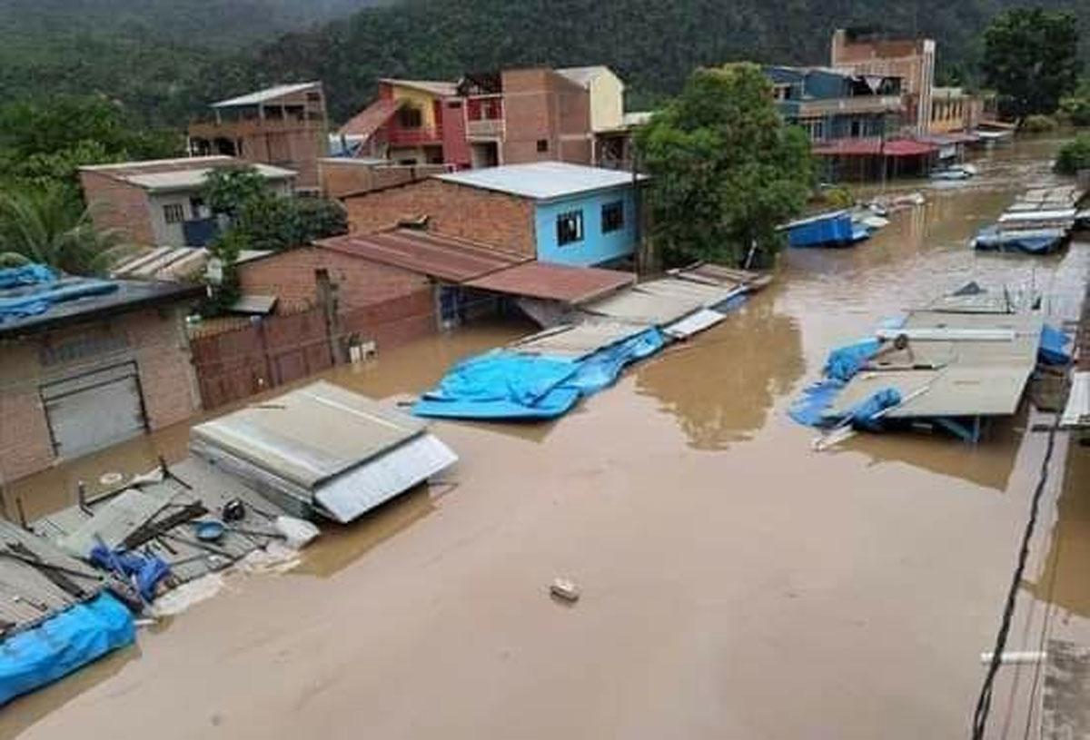 Defensa Civil sube a 15 mil el número de familias damnificadas y afectadas  por inundaciones | T-Informas