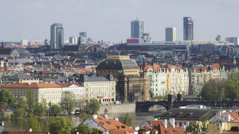 Praha jako rozvíjející se město výškové budovy potřebuje