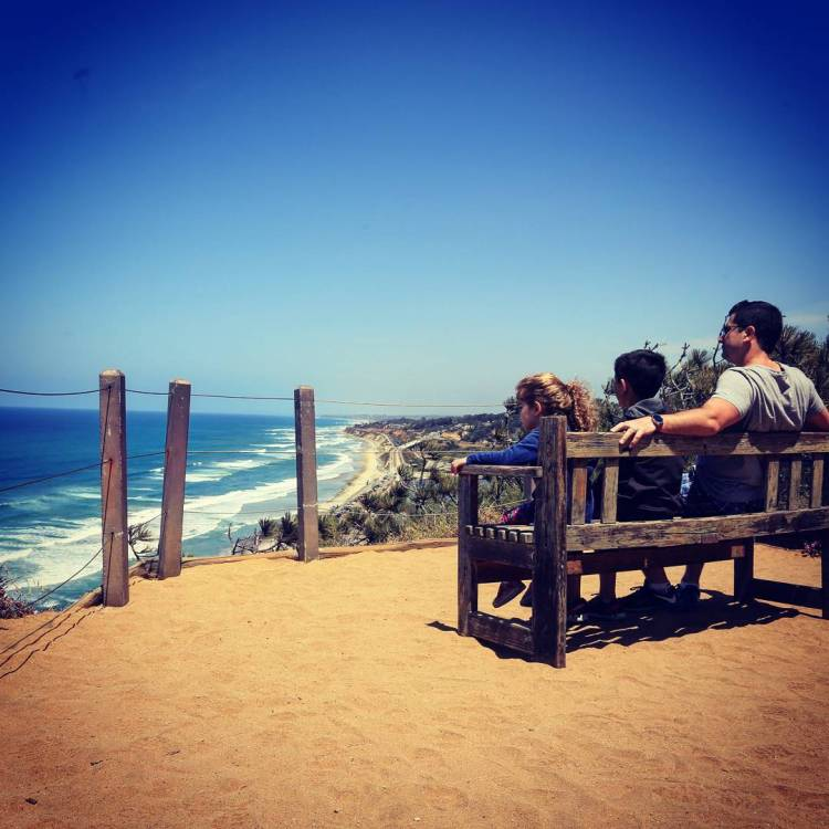 , Torrey Pines State Beach Hiking