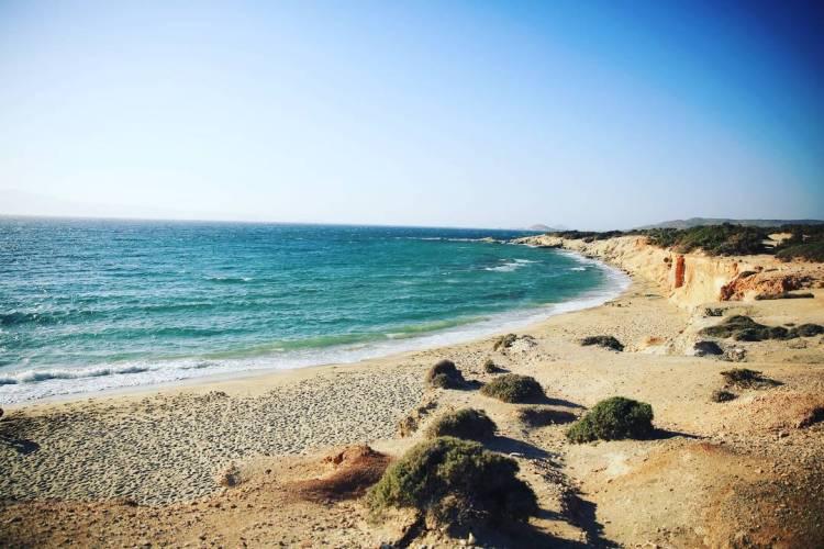 , Aliko Beach, Naxos