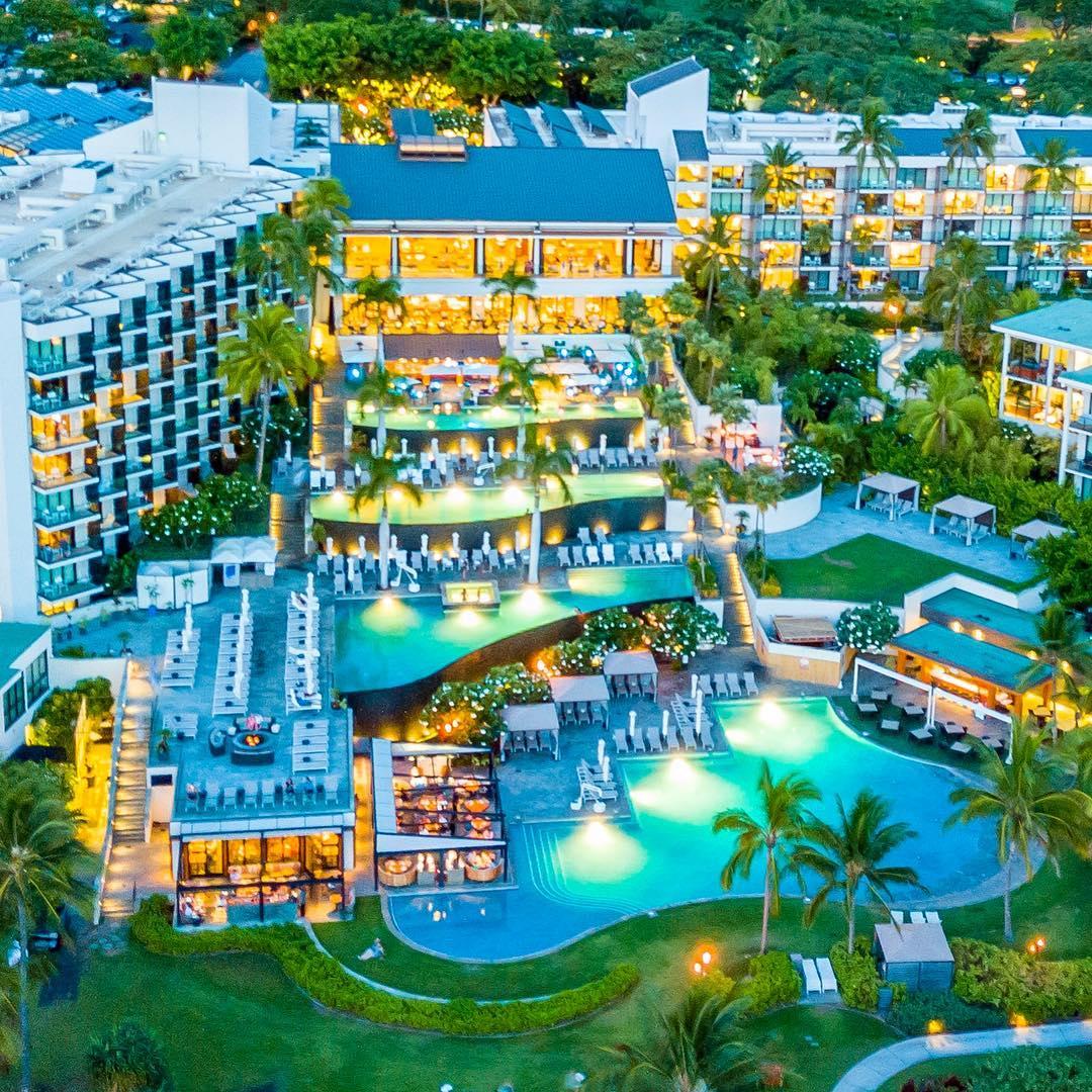 Infinity Pools at Andaz Maui, Andaz Maui at Wailea Resort