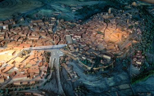 Model of Segovia