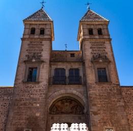 Puerta de Bisagra Towers