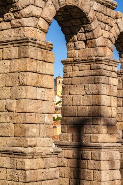 Roman Aqueduct Arch