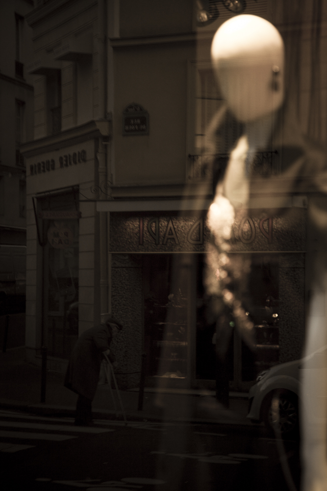 mannequins, paris, france, city, photography, silent witness, way of living