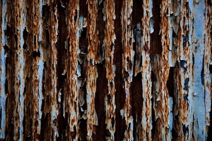 rust, door, texture