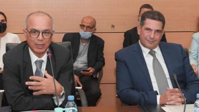 أمزازي يسلم سلطه لثلاث وزراء بحكومة أخنوش