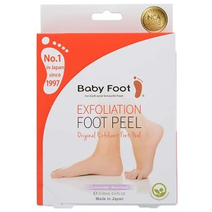 Babyfoot fodbehandling