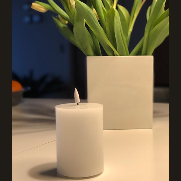 led bloklys bredt højde 10 cm
