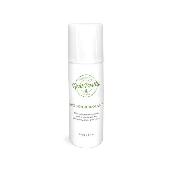 Real Purity roll-on deodorant uden aluminium