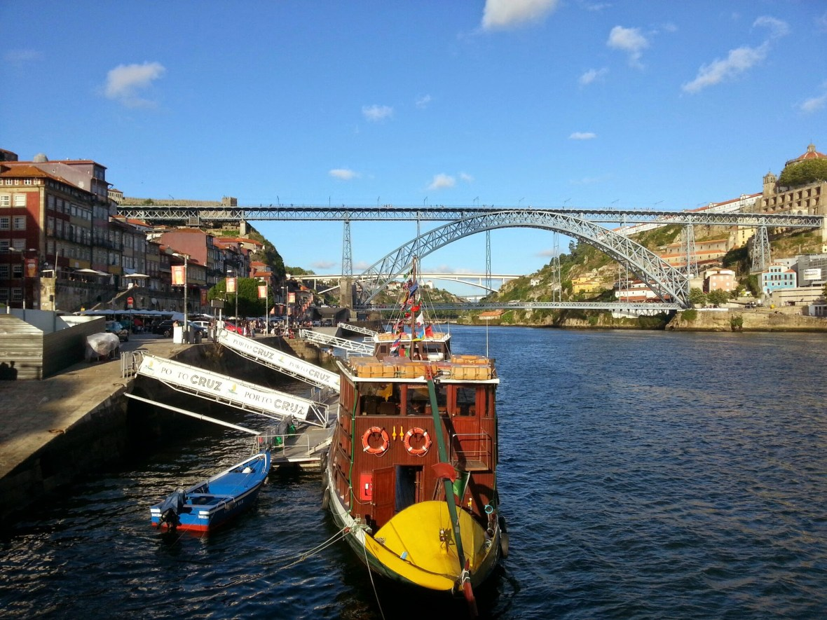 Porto is the happening. A city we really love - still we open a hotel in the best part of Lisbon