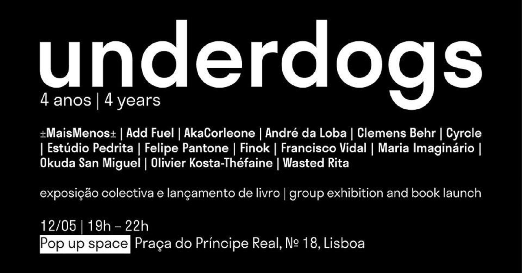 The best Art Institution in Lisbon turns 4!