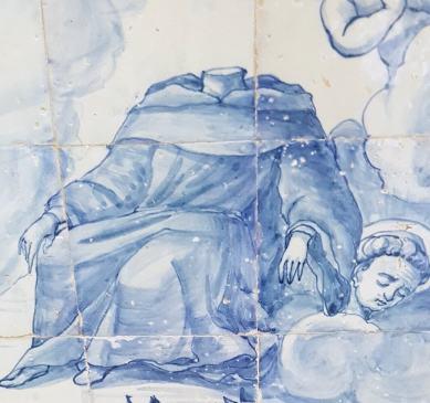 Igreja da Graça - Tiled Horror Walls DETAILS (5)
