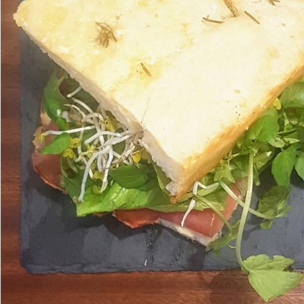 Sandwich presunto