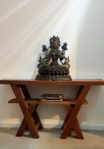 Green Tara in our entrance.jpg