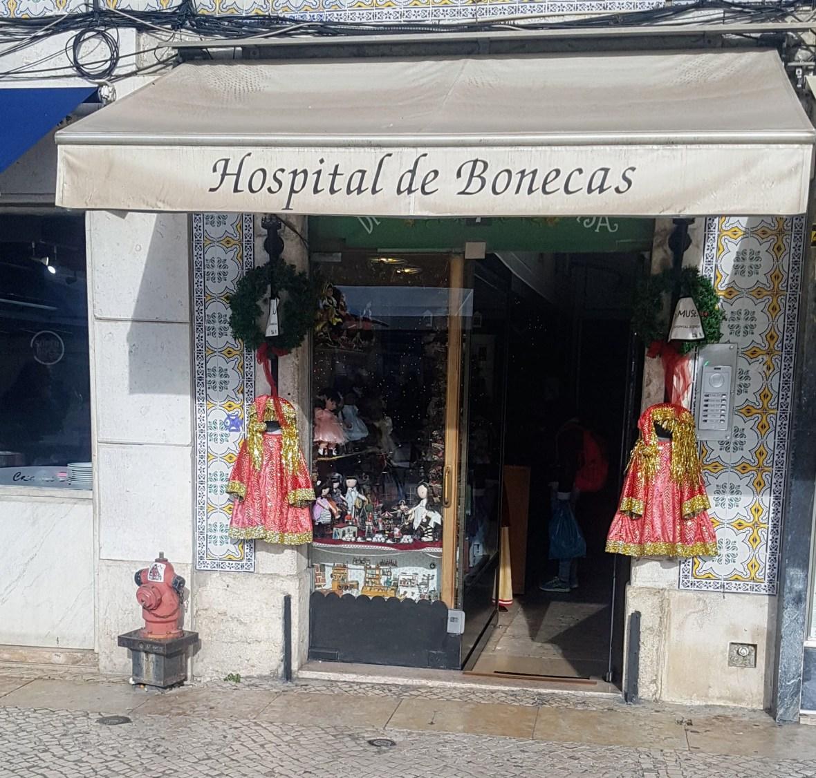 Doll Hospital, Lisbon (1)
