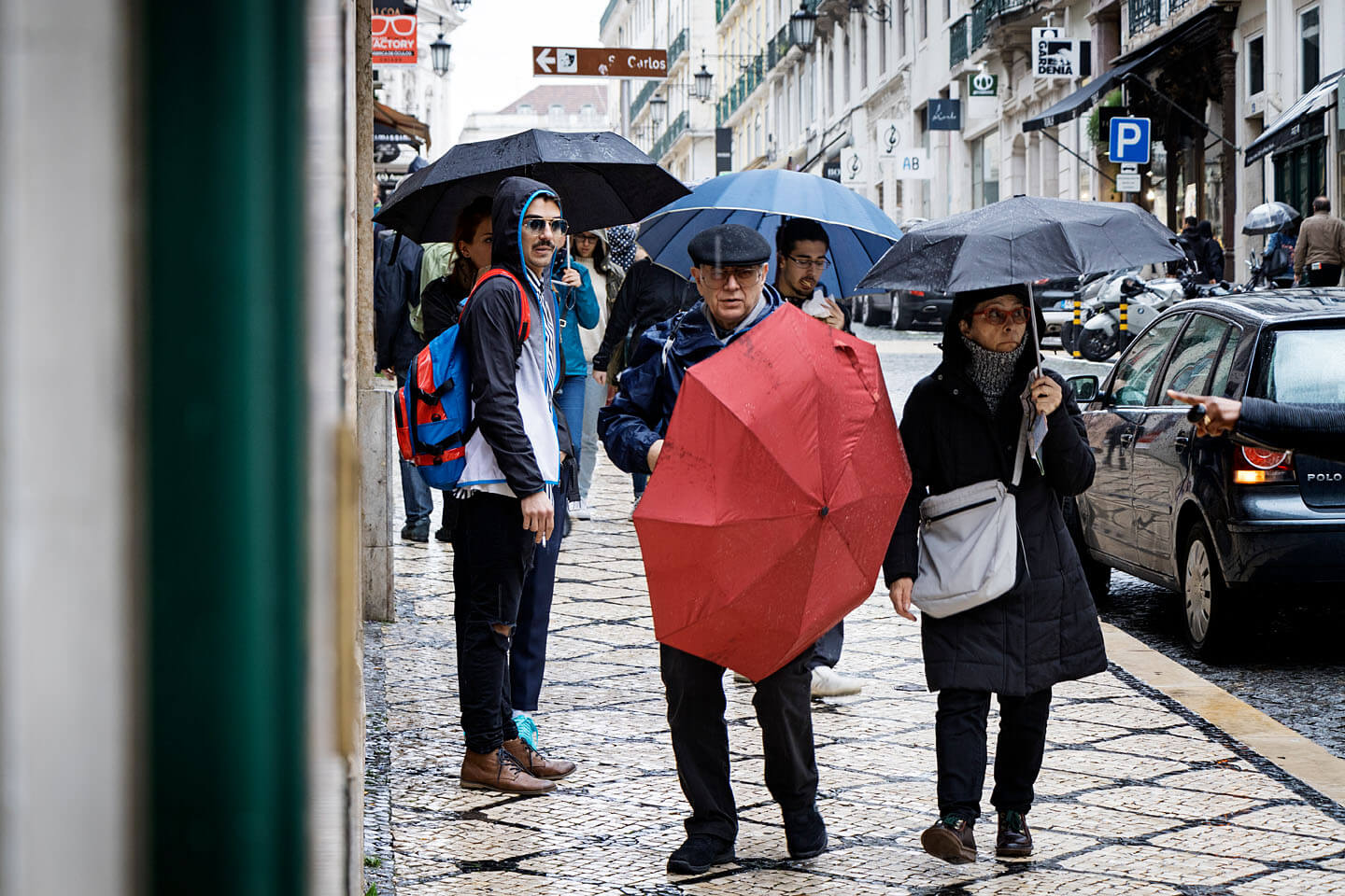 What to do in Lisbon on Rainy Days?
