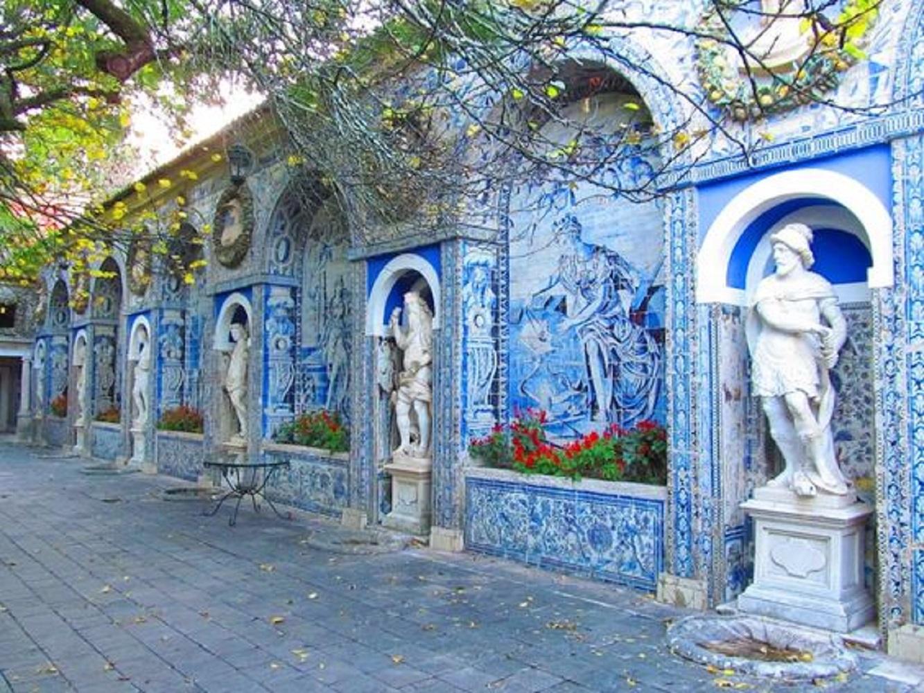 Palácio Fronteira - Tiles