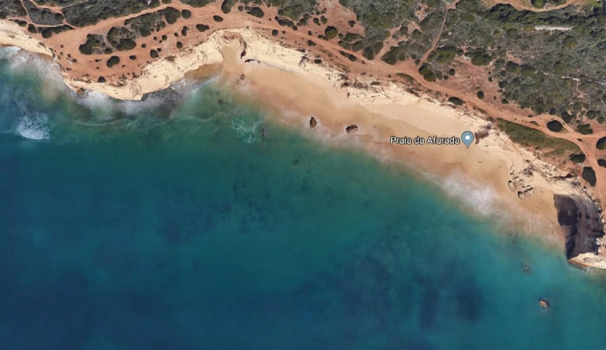 Algarve Coast Line