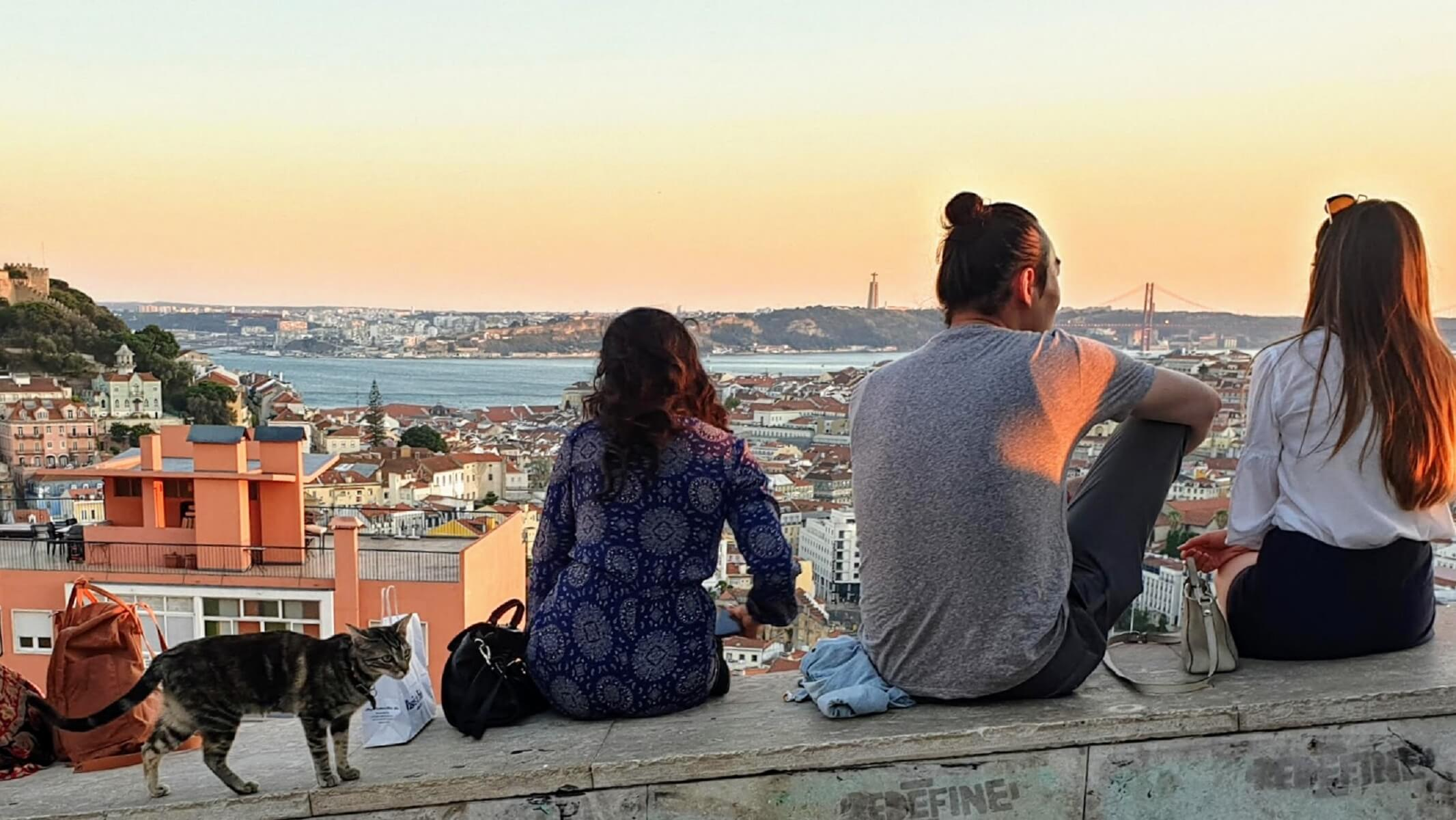 Maybe the best list of Lisbon's Best viewpoints