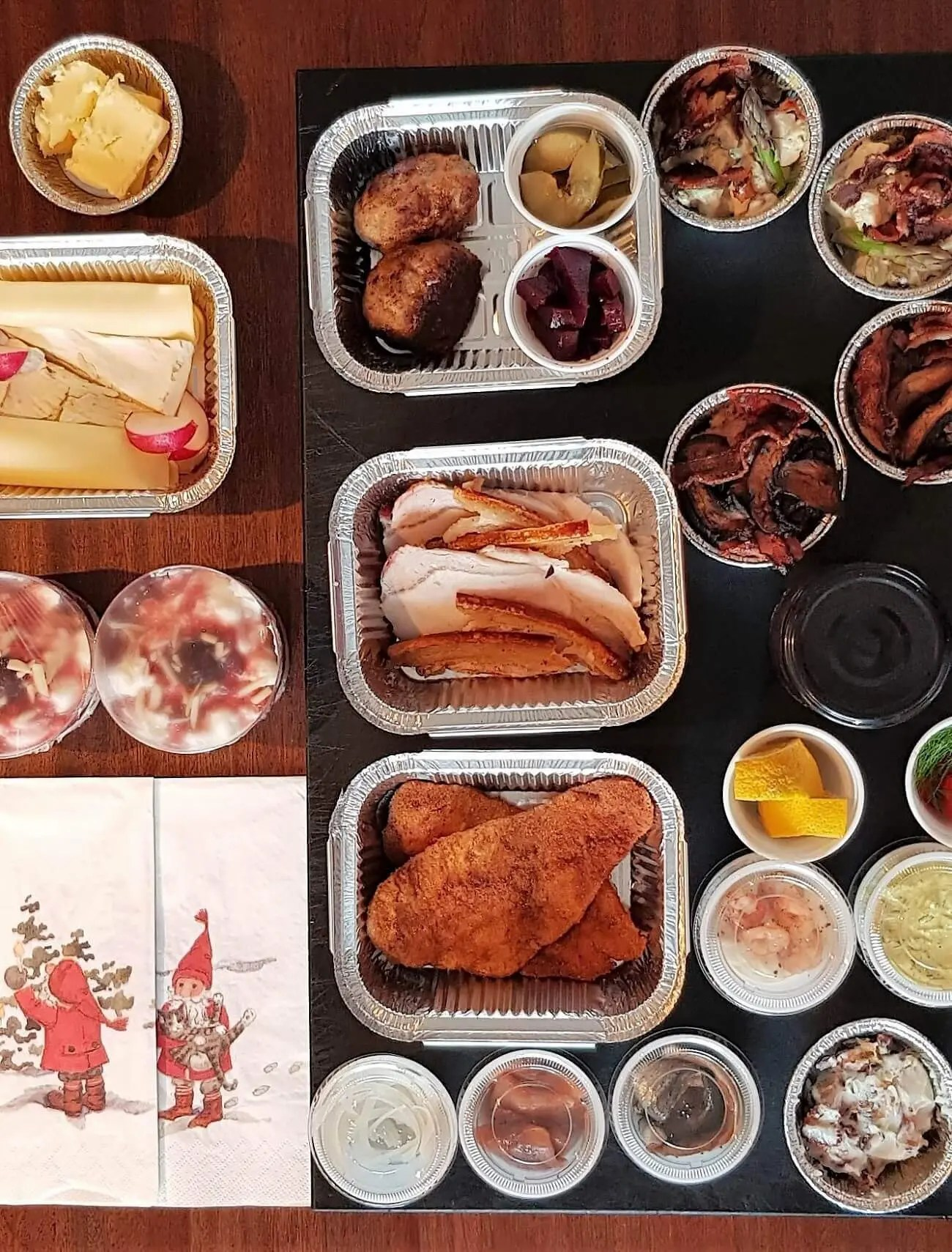 Last chance to try the best Danish Christmas Lunch in Lisbon