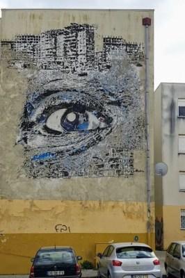 VHILS - eye