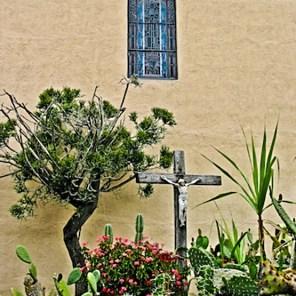 Missions-007-San Gabriel Arcángel, San Gabriel Valley, CA