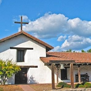 Missions-043-Mission San Francisco de Solano, Sonoma, CA