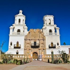 Missions-044-Mission San Xavier del Bac, Tucson, AZ